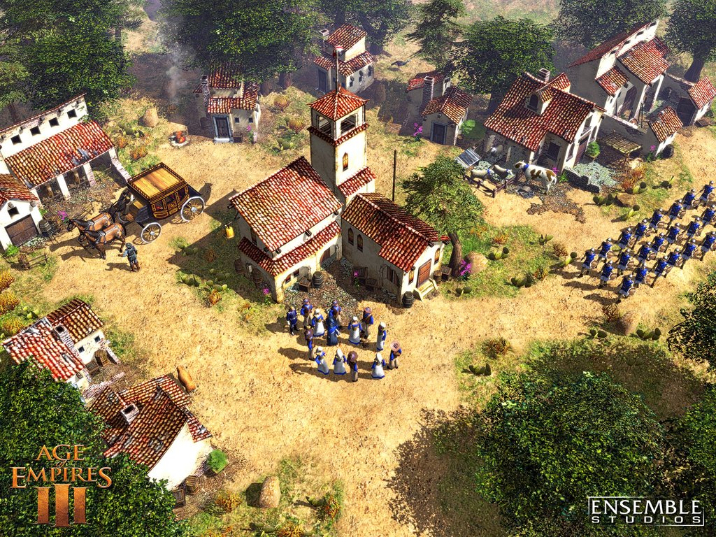 Ages Of Empires 3 Completo En Espanol