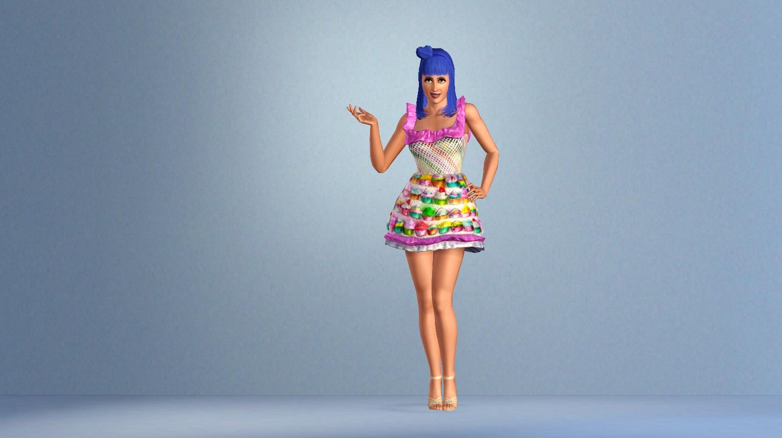 Imágen ampliada Los Sims 3: Katy Perry Dulce Tentación