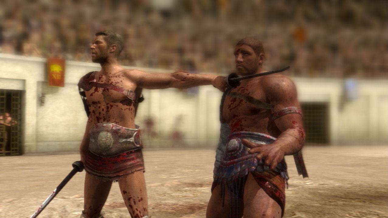Imágen ampliada Spartacus Legends